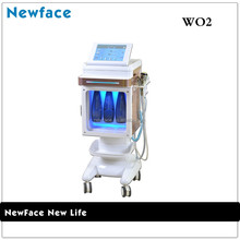 NV-W02 china market new launched beauty salon equipment multifunctional facial cleaning appliances