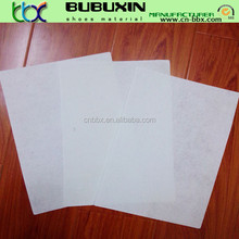 nonwoven chemical sheet shoe toe puff for van shoes