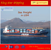 Ocean freight sea shipping company from China to New York US