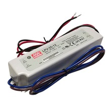 MeanWell LPC-35-700 slim plastic 35w Constant Current LED Driver 700ma