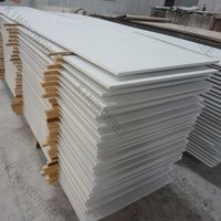 Ice White 2440*760*12mm Acrylic Solid Surface Sheet
