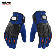 BJ-GLO-MCS22 Outdoor Sports Off Road Full Finger Gloves Motorcycle Riding Glove