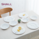 High quality usa style melamine dinnerware dinner set