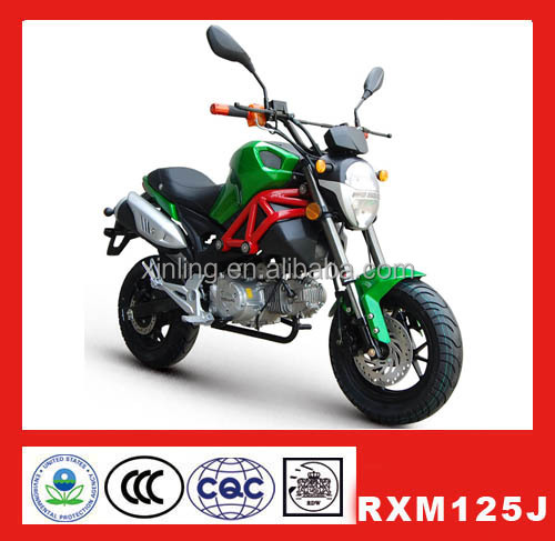 Mini Racing motorcycle RXM125J-1