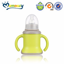 New Non-Spill training bottle cup with nipple