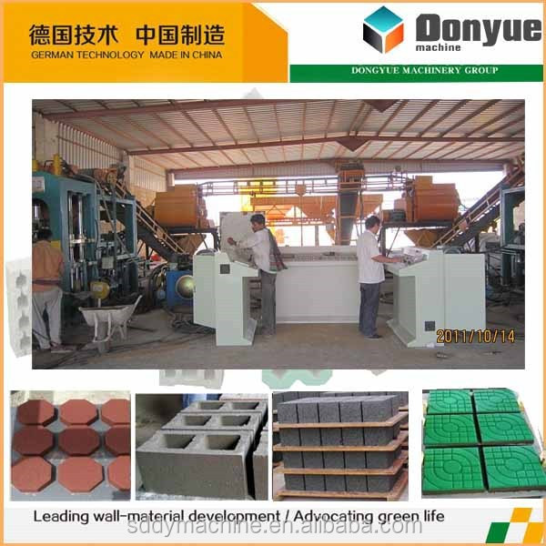 low investment high profit hydraform brick making red bricks construction machine with lowest price