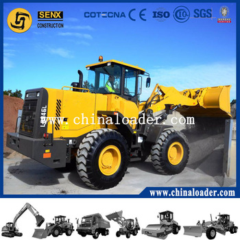 Famous brand SDLG Wheel loader Shovel loader LG946L farm loading for sale