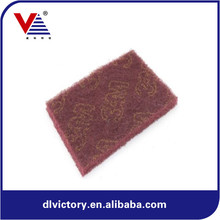 Clean and Finish Non-Woven Abrasive Hand Pad for polishing metal
