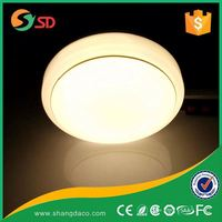 IP65 Waterproof SMD modern plastic replacement cover ceiling light