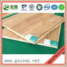 China Melamine Fir Wood Timber Supplier