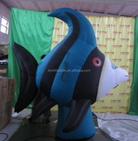 advertising inflatable tropical fish for sale