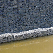 300x100x100 Hot Dipped Galvanized Drainage Channels And Culverts Welded Gabion