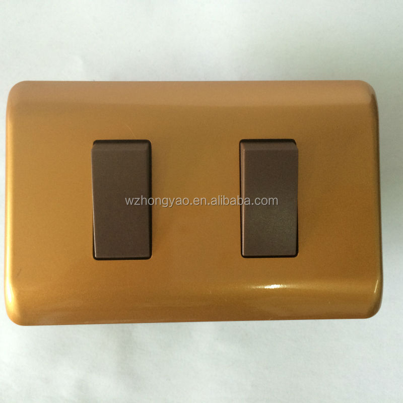 Chile electric 3 way switch For home GOLDEN