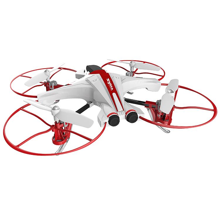 Syma X14W Quadrocopter Professional 4 Channel 360 Degree 3D RC Drone