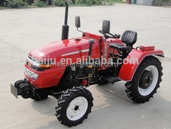 25hp chinese dongfeng 254 mini farm tractor