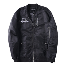 Fashion brand <strong>mens</strong> bomber <strong>jacket</strong> handsome loose casual <strong>men</strong> high quality <strong>jacket</strong>