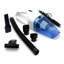 Cars Portable Strong Suction Mini Car Plug Ash Vacuum Cleaner For Appliance