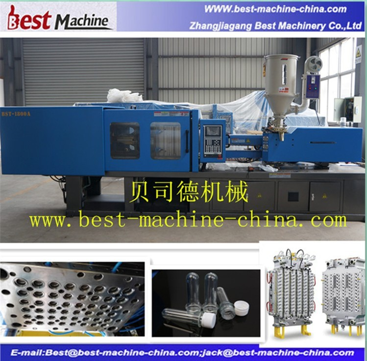 Full Automatic l&t Injection Moulding Machine Price