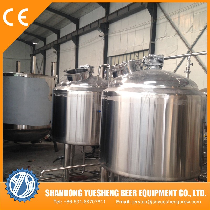 200L beer manufacturing plant