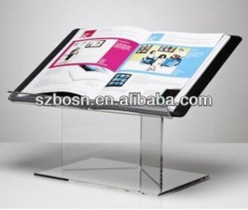Table Top Acrylic Pulpit Stand