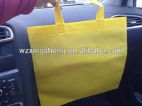 2014 Cheapest fashion promotion non woven shopping bag for plastic mesh shopping bags
