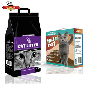 Cat litter for cleaning pan wholesale