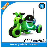 KBHL300 New model children drivable baby electric motorcycle kids battery powered Mp3 USB SD player ride on toys