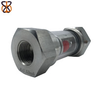 Tube Type Sight Glass Flow Meter