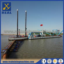 Hydraulic Cutter Suction Sand Dredger for sale
