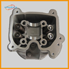 Chinese Scooter Parts GY6 50cc 139QMB 39cm Cylinder Bore 64mm cylinder head assembly