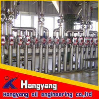 New technology oil refining machine with high oil yield rate and good quality