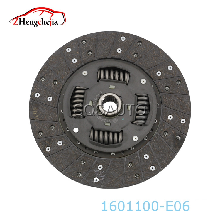 Auto Spare Parts Clutch plate For Great Wall 1601100-E06