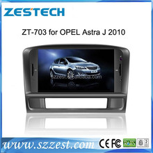 ZESTECH brand new OEM dvd car for Opel Astra J 2010 dvd car audio navigation system with gps bluetooth TV tuner