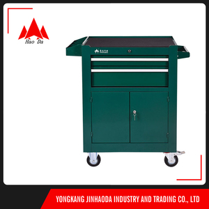2017 cheap green Tool Cart