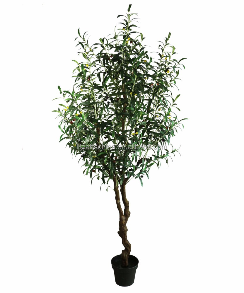 2017 hottest artificial olive tree, 190cm plastic olive tree, wholesale indoor plant