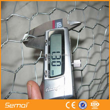 cheap hot sale High Quality hot dipped galvanised chicken coop hexagonal wire mesh (China factory)