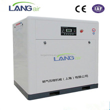 18.5 KW 25 HP Air Cooling Belt Driven Rotary Type Screw Air Compressor For Sand Blast Machine