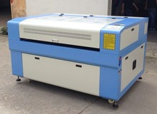 PVC Ground glue cutting laser machine