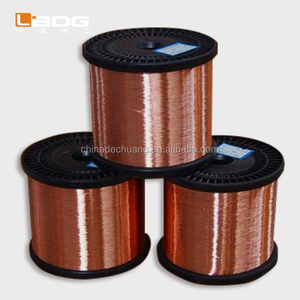High Efficency pure copper wire 99.99% manufacturer 0.20-0.29mm red copper wire