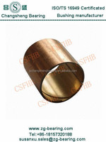 auto parts bushing oilless slide plain self lubricating bearings
