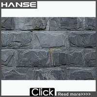 HS-MC07 outdoor natural rustic slate wall cladding stone