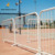 cheap stainless steel pedestrian portable Crowd Control Barrier and road safety metal Barrier Fence