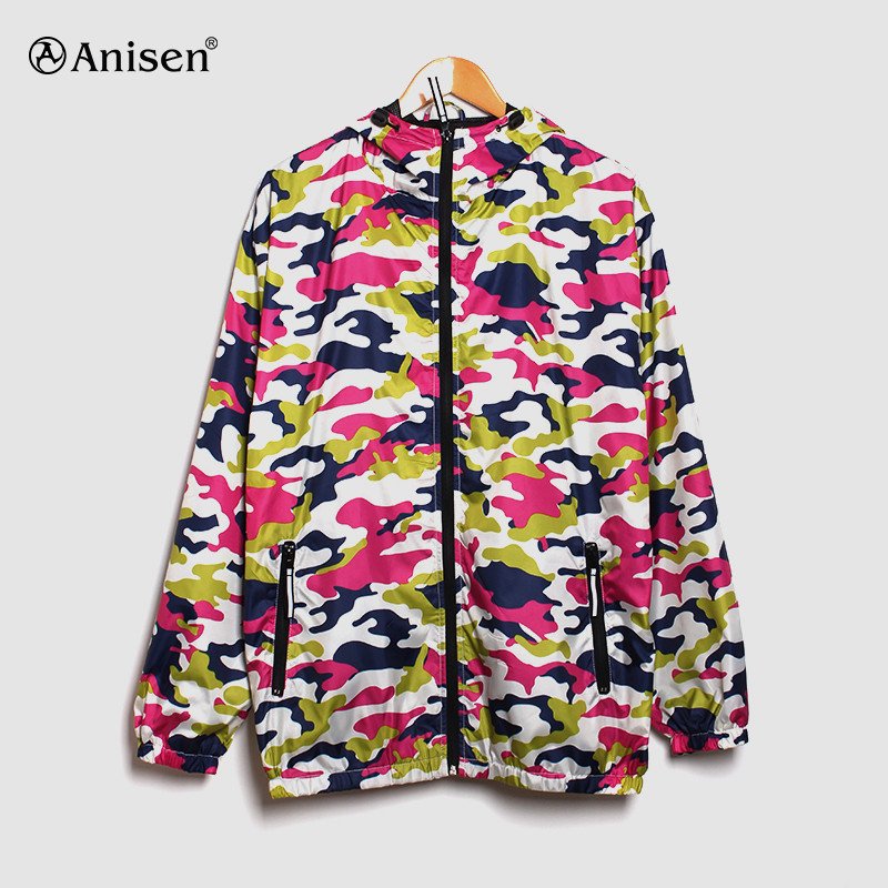 chinese supplier wholesale hunting jacket outdoor camouflage women jacket