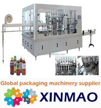 Factory price 3 in 1 mango juice making machine/juice filling production line from 1000bph to25000bph