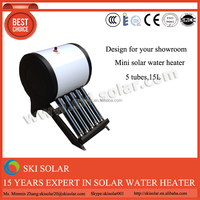 4tube solar system for water heater and solar heaters water