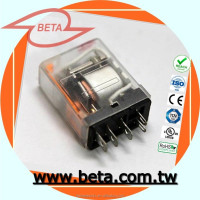 good quality 12volt 5pin OEM electromechanical relays