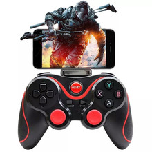YLW 2017 New game controller wireless bluetooth Android phone game pad console