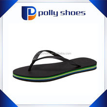 Lastest design high quality colorful men durable new slipper sandal