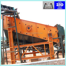 YK series high frequency sand vibrating screen