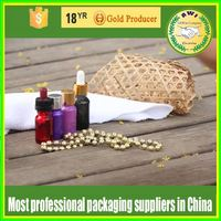 30ml clear square glass bottle spary top for perfume use